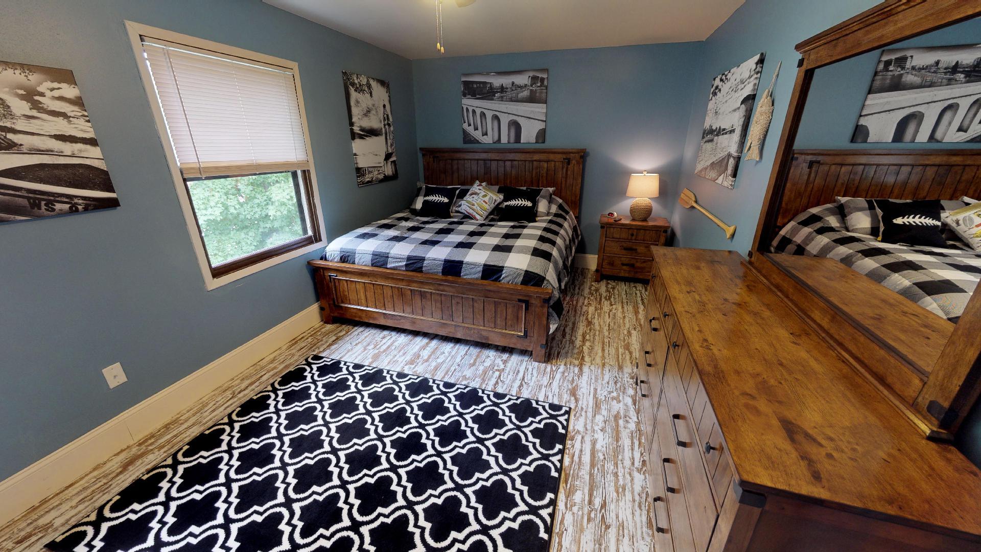 Brookview Coastal-Themed Cottage Penthouse